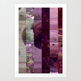 crash_ 05 Art Print