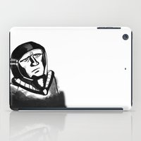 spaceman iPad Cases featuring SpaceMan by Juicebox Farley
