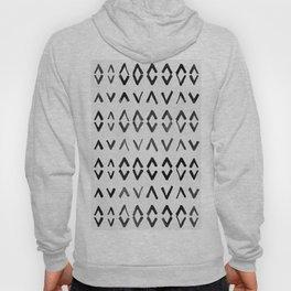 Scandinavian Diamond Pattern Hoody