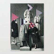 Fashion Forward Canvas Print