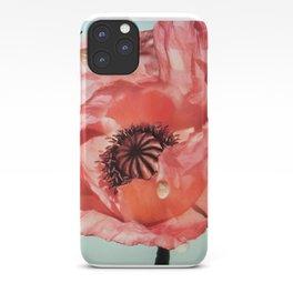 Poppiesfor the Queen III iPhone Case