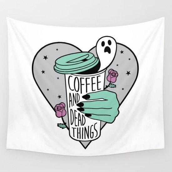 Coffee & Dead Things by krystansaintcat