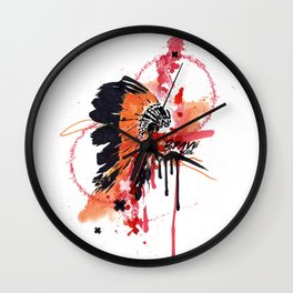 Brave Soul Wall Clock