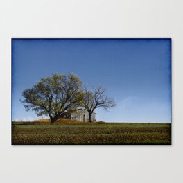 Outside Clyde Canvas Print