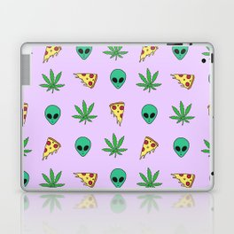 Trippy Pins Laptop & iPad Skin