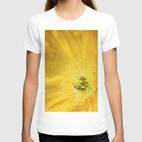 sunshine T-shirts featuring Sunshine by Kathy Dewar