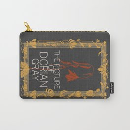 BOOKS COLLECTION: Dorian Gray Carry-All Pouch