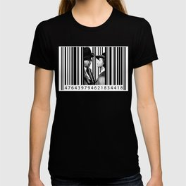 Inside a Barcode. T-shirt