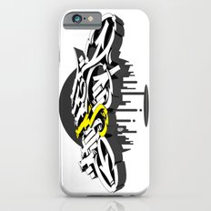 3D GRAFFITI - CITY SUNSET Slim Case iPhone 6s