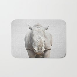 Rhino 2 - Colorful Bath Mat