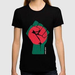 Team Bangladesh Flag T Shirt T-shirt