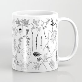 Botanical Drawings by young school kids artists, profits are donated to The Ivy Montessori School Coffee Mug