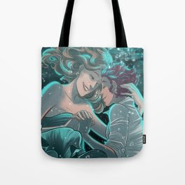 How to be a Werewolf: Chapter 7 Cover Tote Bag