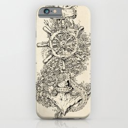 Into The Deep iPhone Case