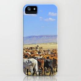 Long walk past the Cockburns iPhone Case