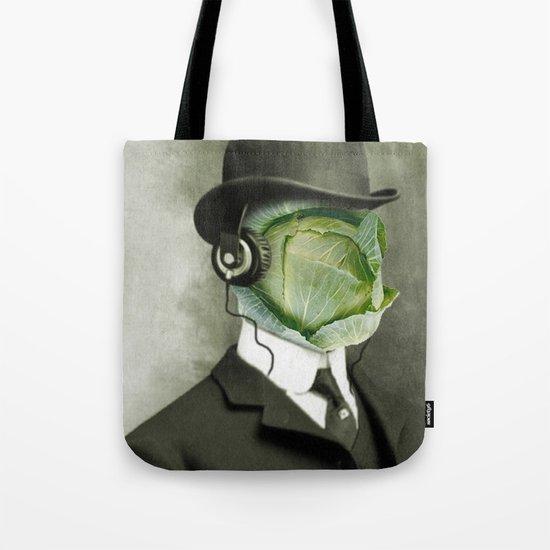 Bowler cabbage Tote Bag