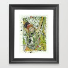 Crucifiction  Framed Art Print