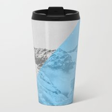 NEON NATURE | Blue Metal Travel Mug