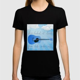 I've Looked At Clouds From Both Sides Now T-shirt