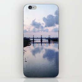 Donostia Reflections iPhone Skin