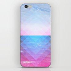 Sea Diamonds iPhone & iPod Skin