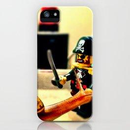 Epic battle. iPhone Case