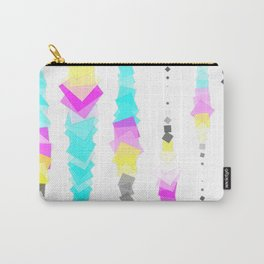 Printer Squares Carry-All Pouch