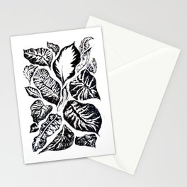 Dieffenbachia - Dumb Cane Stationery Cards