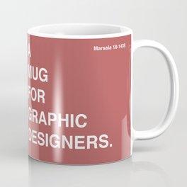 BDFD - Graphic Designer Coffee Mug