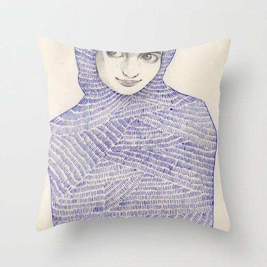 Abaya 01 Throw Pillow