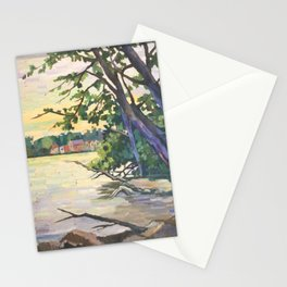 The Wilcox Lake 2016 Stationery Cards