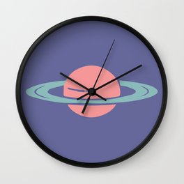 Saturn Returns Wall Clock