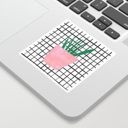 Pot Plant Sticker