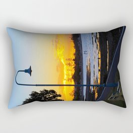 Wynnum Sunset Rectangular Pillow