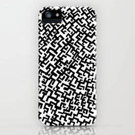 Not a Maze iPhone Case