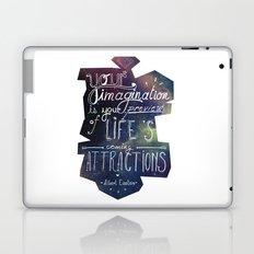 Wise Words Laptop & iPad Skin