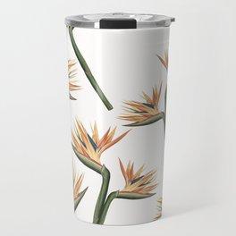 Birds of Paradise Flowers 2 Travel Mug