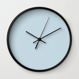 #C4D8E2 Columbia Blue Wall Clock