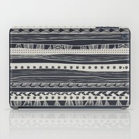 aztec iPad Cases featuring aztec by spinL