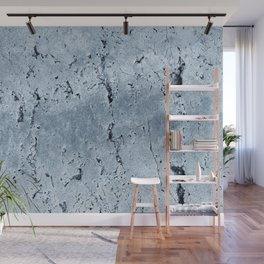 Old Stone Wall - textured VIII Wall Mural