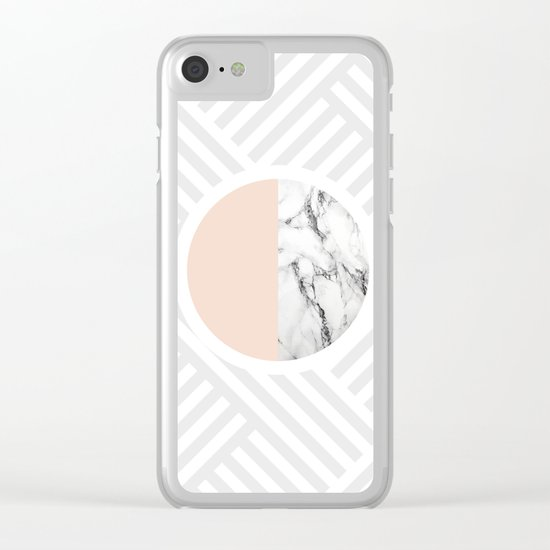 wes Clear iPhone Case