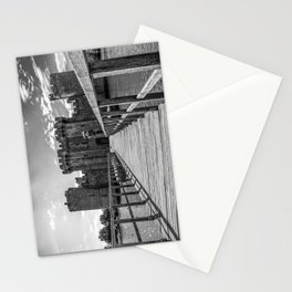 Who Goes There? Stationery Cards