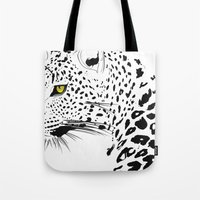 ursula Tote Bags featuring Ursula by Nicholas Darby