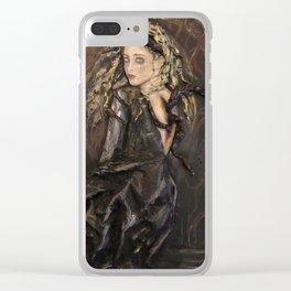 Suffer Clear iPhone Case