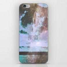 unicorn tears iPhone & iPod Skin