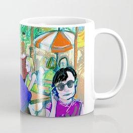 'Freo Cafe' Coffee Mug