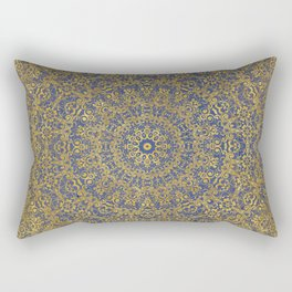 Old Cafe Enchanted Vibes Mandala Rectangular Pillow