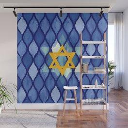 Jewish Celebration Wall Mural