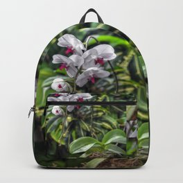 Tropical Orchids Backpack