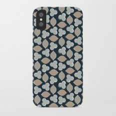 Lavandula iPhone X Slim Case